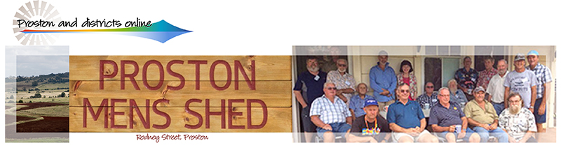 Proston Mens Shed